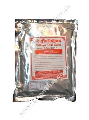 Kang Pa (Jungle) Curry Paste 1kg - NITTAYA