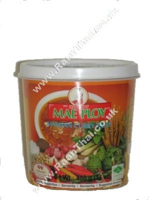 Massaman Curry Paste 400g - MAE PLOY