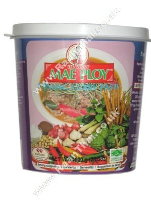 Panang Curry Paste 1kg - MAE PLOY