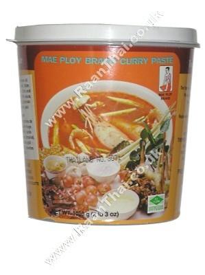 Tom Yum Paste 1kg - MAE PLOY