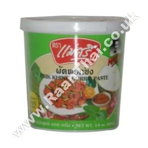 Prik Khing Curry Paste 400g - MAE SRI