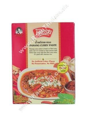 Panang Curry Paste 100g - MAE SRI