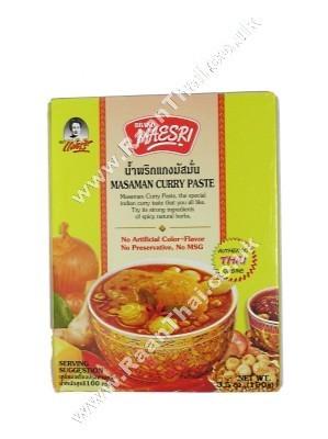 Massaman Curry Paste 100g - MAE SRI