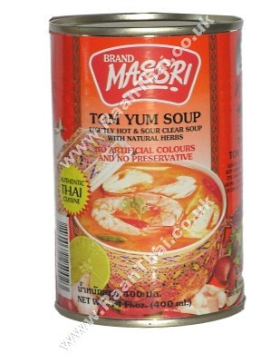 Tom Yum Soup - MAE SRI
