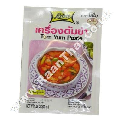 Tom Yum Paste - LOBO