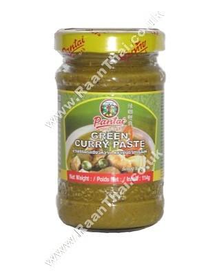 Green Curry Paste 114g - PANTAI