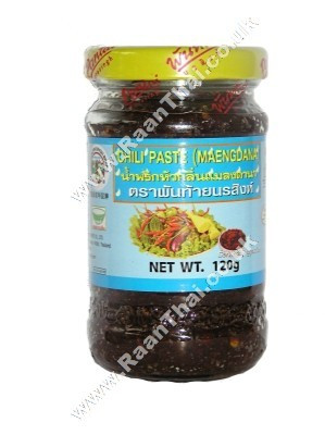 Chilli Paste - !!!!Maengdana!!!! 120g - PANTAI