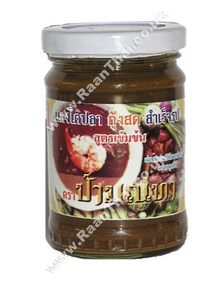Ready-made Tai Plaa Sauce - OTOP