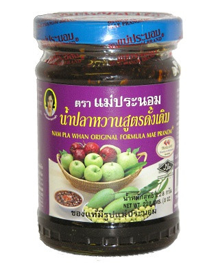 Spicy Dip for Fruit (!!!!Nam Pla Wan!!!!) - MAE PRANOM