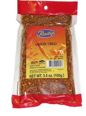 Ground Dried Chilli - RAITIP