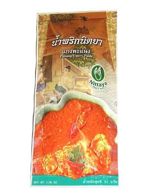Panang Curry Paste 50g - NITTAYA