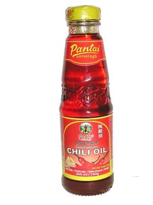 Thai Chilli Oil 200ml - PANTAI