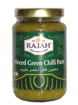 Minced Green Chilli Paste - RAJAH