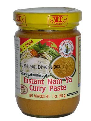 Ready-made Nam Ya Curry Sauce 200g - NANG FAH