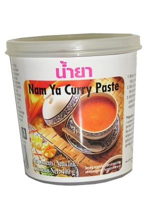 Nam Ya Curry Paste 400g - LOBO