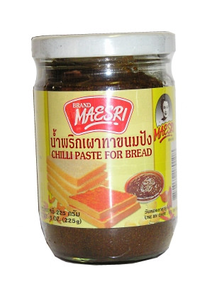 Chilli Paste for Bread 225g - MAE SRI