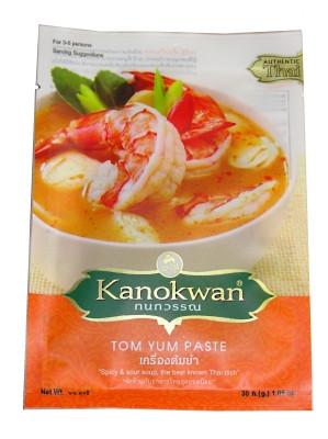 Tom Yum Paste 30g - KANOKWAN