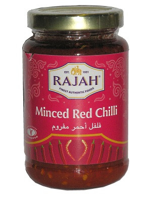 Minced Red Chilli Paste - RAJAH