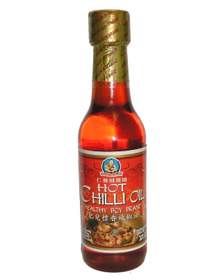 Hot Chilli Oil - HEALTHY BOY !!!!***SPECIAL OFFER (bb: 29/07/17)***!!!!