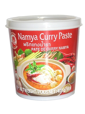 Namya Curry Paste 400g - COCK