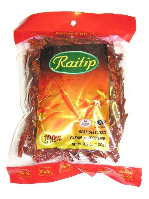 Dried Chilli - RAITIP