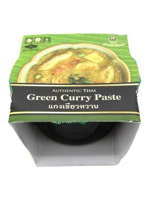 Green Curry Paste 100g - NITTAYA