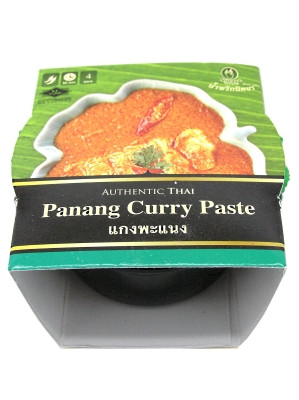 Panang Curry Paste 100g - NITTAYA