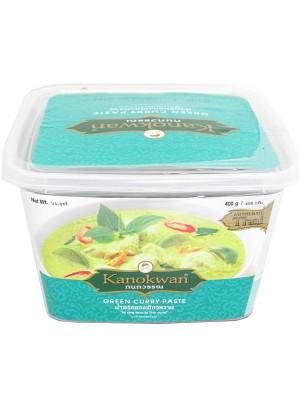 Green Curry Paste 400g - KANOKWAN