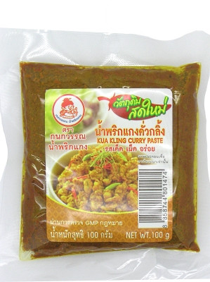 Kua Kling Curry Paste 100g - KANOKWAN