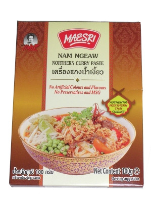 Nam Ngeaw Curry Paste 100g - MAE SRI
