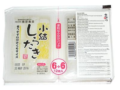 Konjac (Shirataki) Vermicelli Knots 6+6 - LIROY