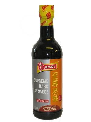 Dark Soy Sauce 500ml - AMOY
