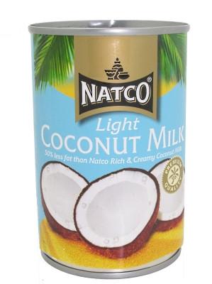 Light Coconut Milk - NATCO