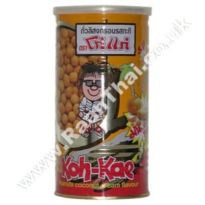 Coated Peanuts - Coconut Cream Flavour - KOH KAE