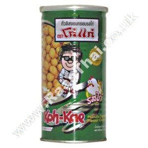 Coated Peanuts - Chicken Flavour - KOH KAE