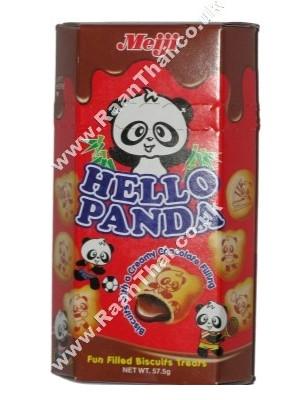 HELLO PANDA - Chocolate 50g - MEIJI