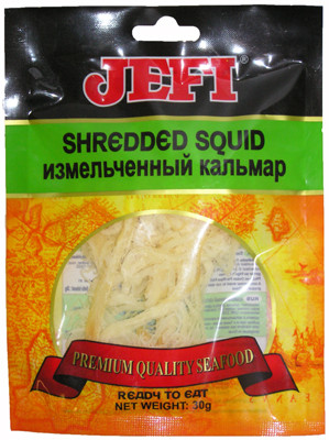 Shredded Squid - JEFI