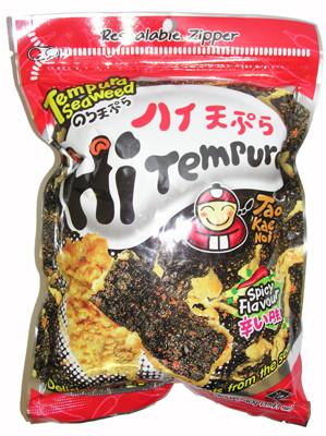 Tempura Seaweed - Spicy Flavour - TAO KAE NOI