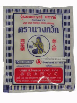 Agar Agar Powder 25g - NANG KWAK