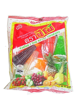Assorted Fruit Flavour Cup Jelly 282g - PIPO