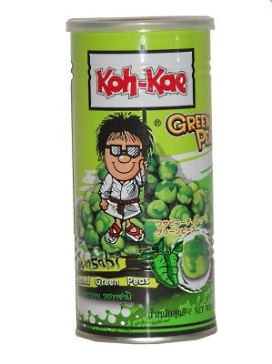 Wasabi Coated Green Peas 180g - KOH KAE