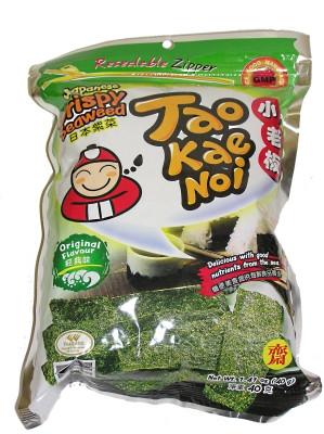 Crispy Seaweed - Original Flavour TAO KAE NOI