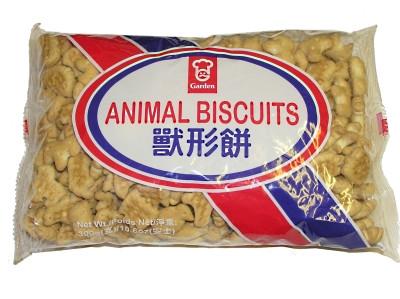 Animal Biscuits - GARDEN