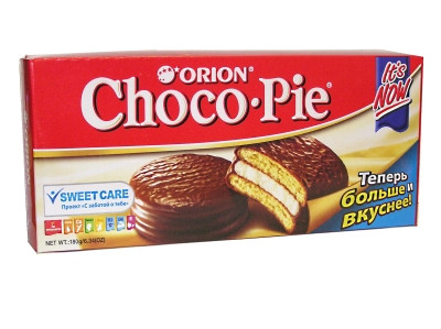 CHOCO-PIE (6pcs) - ORION