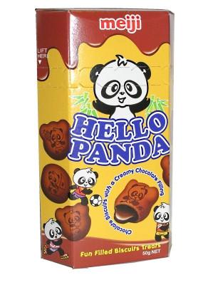 HELLO PANDA - Double Chocolate - MEIJI