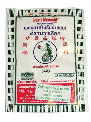 Agar Agar Powder 25g - PEARL MERMAID