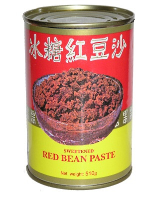 Sweetened Red Bean Paste - WU CHUNG