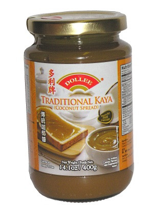 Traditional !!!!Kaya !!!!(Coconut Spread) - DOLLEE