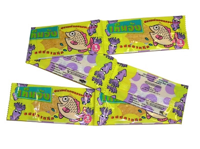 Fish Snack - Squid Flavour - TENJANG
