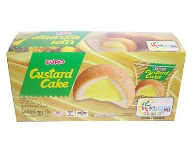 Custard Cakes 204g - EURO
